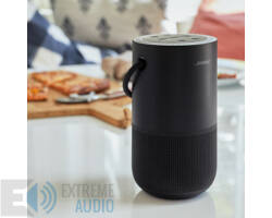BOSE Home Speaker Portable Wi-Fi® hordozható hangszóró, fekete