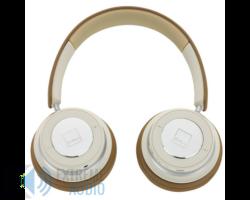 Dali iO 4 bluetooth fejhallgató, fehér/karamell