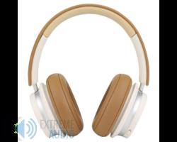 Dali iO 6 aktív zajszűrős, bluetooth fejhallgató, fehér/karamell