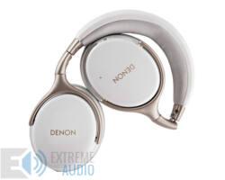 Denon AH-GC30 vezeték nélküli, zajszűrős fejhallgató, fehér (Bemutató darab)