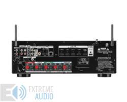 Denon AVR-S650H 5.2 4K házimozi erősítő, fekete
