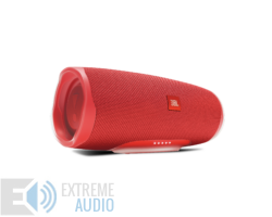 JBL Charge 4 vízálló hordozható Bluetooth hangszóró (Fiesta Red) piros
