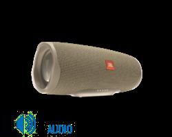 JBL Charge 4 vízálló hordozható Bluetooth hangszóró (Desert Sand) homokszín