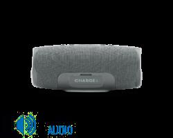 JBL Charge 4 vízálló hordozható Bluetooth hangszóró (Dark Gray) szürke (bemutató darab)