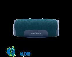 JBL Charge 4 vízálló hordozható Bluetooth hangszóró (Ocean Blue) kék