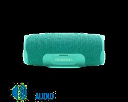 JBL Charge 4 vízálló hordozható Bluetooth hangszóró (River Teal) türkiz