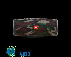 JBL Charge 4 vízálló hordozható Bluetooth hangszóró (Squad) terepszín