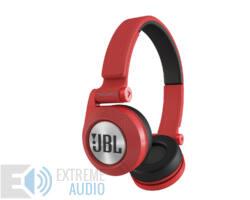 JBL Synchros E30 fejhallgató, piros