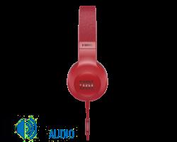 JBL E35 fejhallgató piros