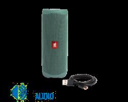 JBL Flip 5 ECO Edition bluetooth hangszóró (Forest), zöld
