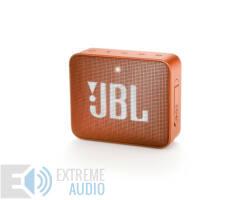 JBL GO 2  hordozható bluetooth hangszóró (Coral Orange), narancs