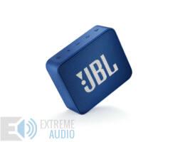 JBL GO 2  hordozható bluetooth hangszóró (Deep Blue), kék