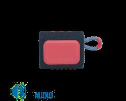 JBL GO 3  hordozható bluetooth hangszóró, kék-korall