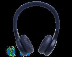 JBL Live 400BT Bluetooth fejhallgató, kék (Bemutató darab)