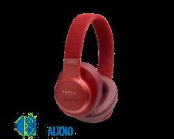 JBL Live 500BT Bluetooth fejhallgató, piros