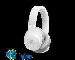 JBL Live 500BT Bluetooth fejhallgató, fehér