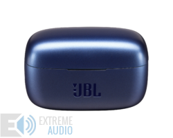 JBL LIVE 300TWS True Wireless fülhallgató, kék + JBL szövetmaszk