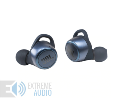 JBL LIVE 300TWS True Wireless fülhallgató, kék (csomagolás sérült) + JBL szövetmaszk