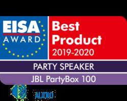 JBL PartyBox 100 Bluetooth hangsugárzó (csomagolás sérült)