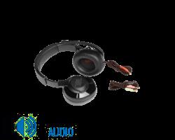 JBL Quantum 200  Gamer fejhallgató, fekete (Bemutató darab)