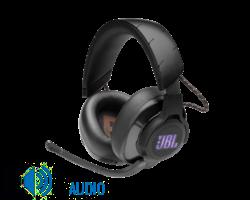 JBL Quantum 600 Gamer Vezeték nélküli fejhallgató, fekete