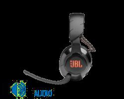JBL Quantum 600 Gamer Vezeték nélküli fejhallgató, fekete (csomagolás sérült)