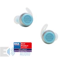 JBL Reflect Flow True Wireless sportfülhallgató, világos kék + JBL szövetmaszk