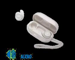 JBL Reflect Mini NC True Wireless fülhallgató, fehér