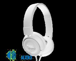 JBL T450 fejhallgató, fehér