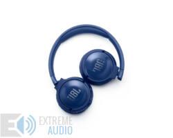 JBL T600BTNC bluetooth-os, zajszűrős fejhallgató, kék