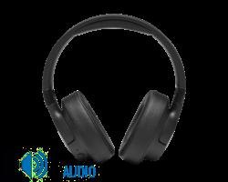 JBL T750BTNC zajszűrős Bluetooth fejhallgató, fekete (Bemutató darab)