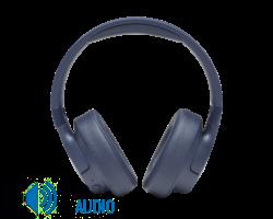 JBL T750BTNC zajszűrős Bluetooth fejhallgató, kék (Bemutató darab)
