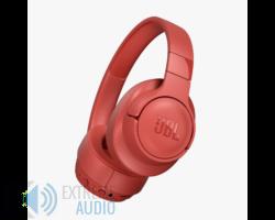 JBL T750BTNC zajszűrős Bluetooth fejhallgató, narancssárga (Bemutató darab)