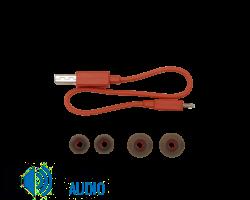 JBL TUNE 120TWS True Wireless fülhallgató, kék (Bemutató darab)