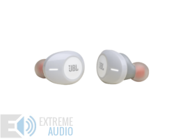 JBL TUNE 120TWS True Wireless fülhallgató, fehér