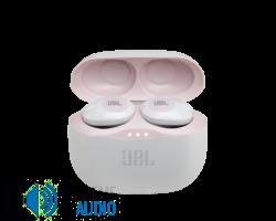 JBL TUNE 125TWS True Wireless fülhallgató, pink (Bemutató darab)