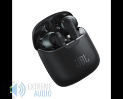 JBL TUNE 220TWS True Wireless fülhallgató, fekete (Bemutató darab)