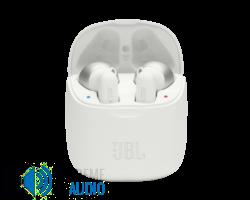 JBL TUNE 220TWS True Wireless fülhallgató, fehér (Bemutató darab)