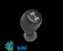 JBL Under Armour Streak True Wireless fülhallgató, fekete + JBL szövetmaszk