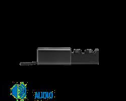 JBL Under Armour Flash X True Wireless sportfülhallgató, fekete (Bemutató darab)