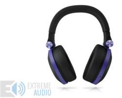 JBL Synchros E50 Bluetooth fejhallgató, kék DEMO