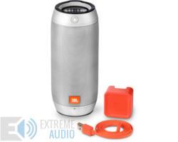 JBL Pulse 2 vízálló, Bluetooth hangszóró, ezüst