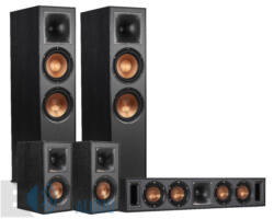 Klipsch R-820F 5.0 hangfalszett, fekete