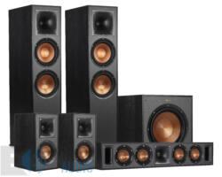 Klipsch R-820F 5.1 hangfalszett, fekete (R-820F+R-51M+R-34C+R-120SW)