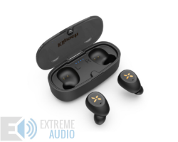Klipsch S1 True Wireless Triple Black fülhallgató