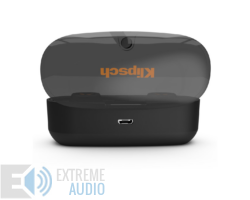 Klipsch S1 True Wireless Triple Black fülhallgató (Bemutató darab)