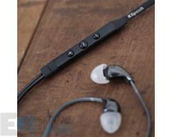 Klipsch X7i iPhone kompatibilis Fülhallgató Fekete