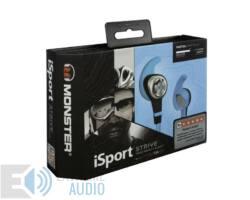 Monster iSport Strive fülhallgató kék