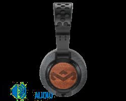 Marley (EM-FH041-MI) Liberate XL Bluetooth Fejhallgató, fekete