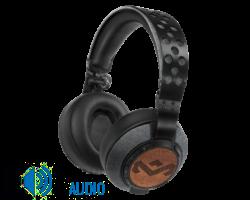 MarleyLiberate XL bluetooth fejhallgató, fekete (EM-FH041-MI)